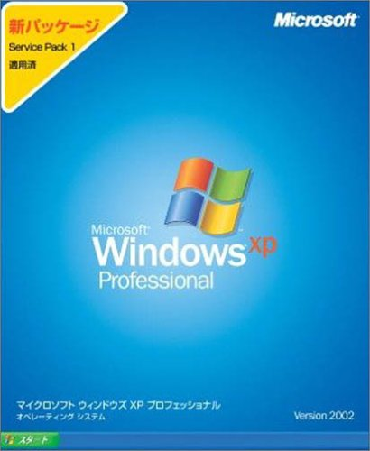 Windows XP Professional SP1